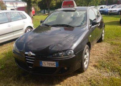 Alfa-romeo-147---2005-a-olmo-di-Martellago
